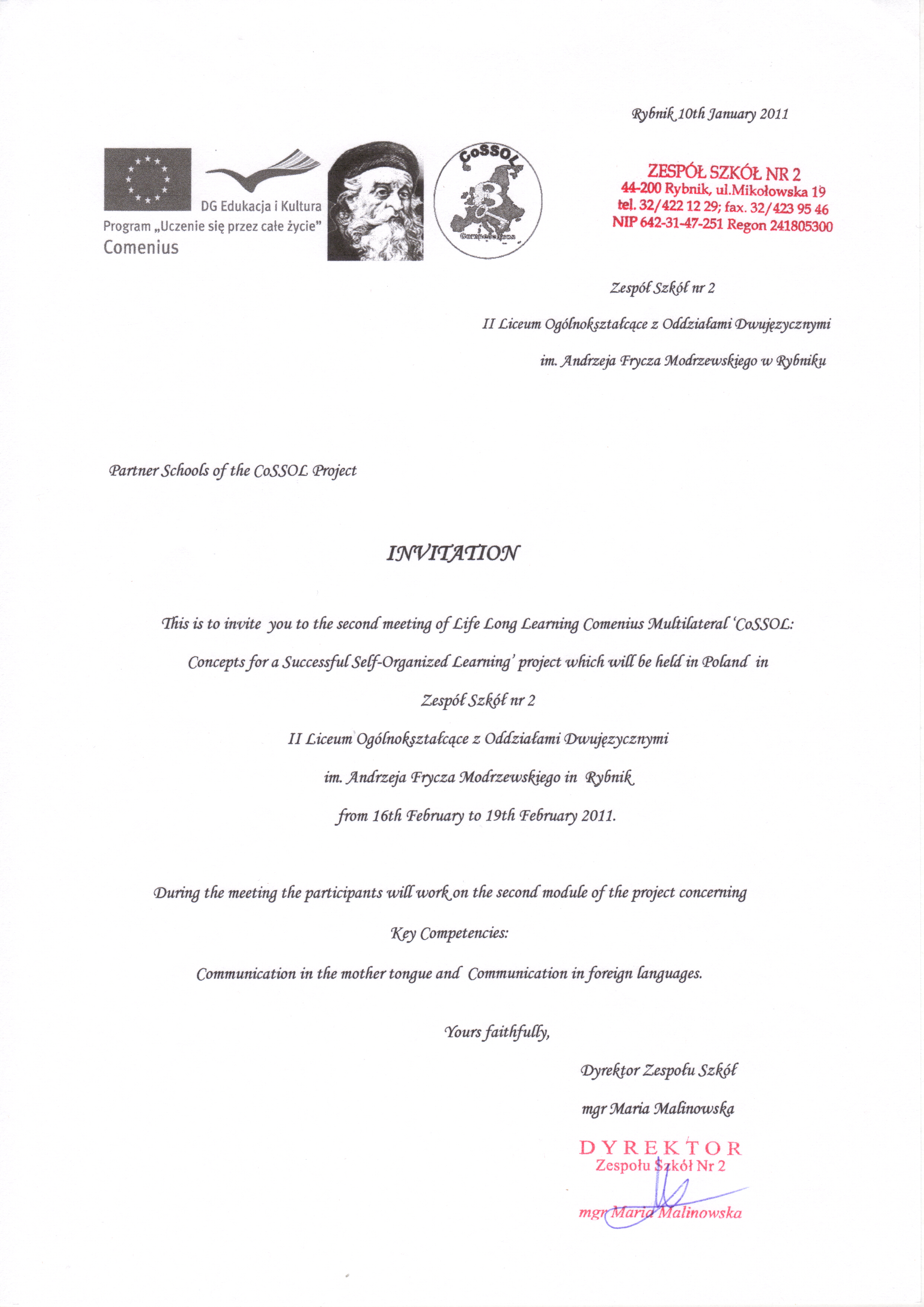 meeting letter invitation Invitationsweddorg